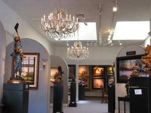 卡梅爾市中心有超過100間畫廊,各有獨特畫風,置身其中,你會感覺到藝術不再是那高不可攀的東西